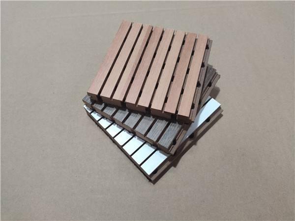 嘉兴体育馆木质吸音板生产厂家