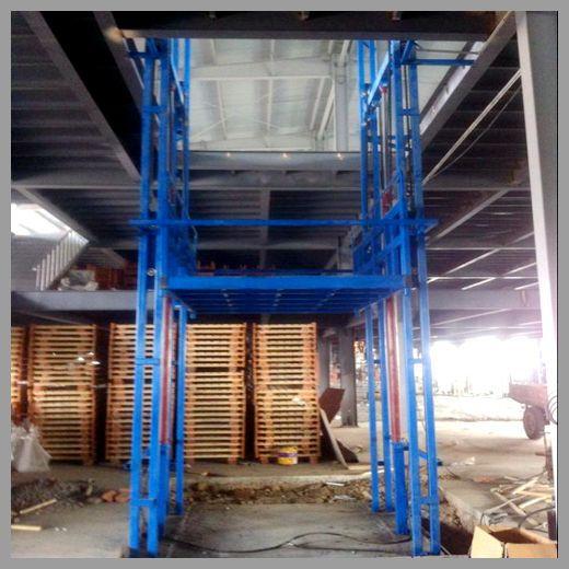淮安3吨导轨式升降货梯,豫远牌升降货梯厂家直销