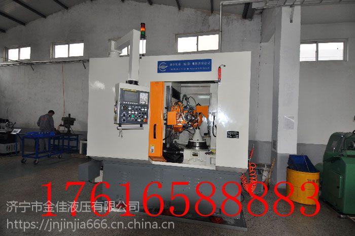 金佳厂家直销系列摆线液压马达 微型液压动力单元 小型液压油缸