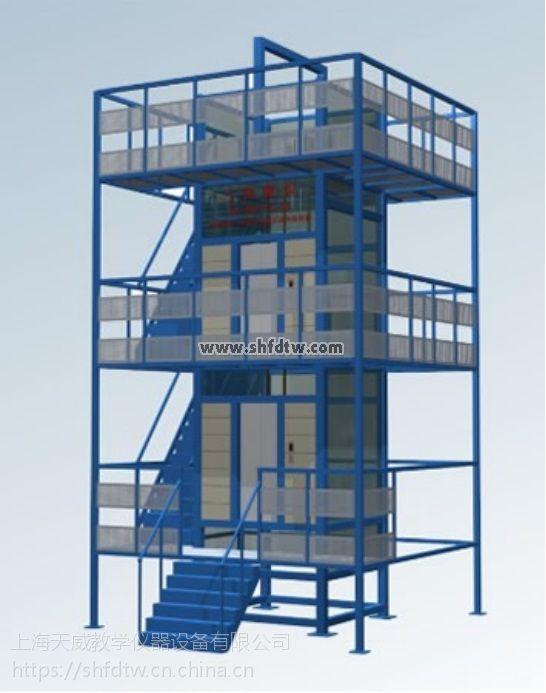 电梯安装维修与保养实训考核设备,电梯安装维修保养教学实验装置