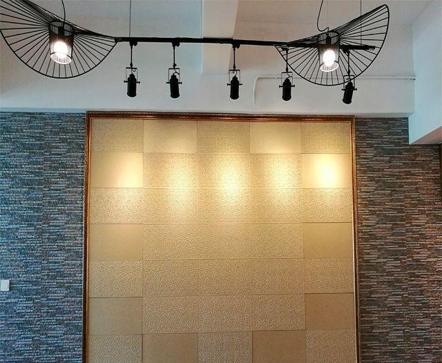 易可家蛭石生态板防火板内墙装饰板除甲醛生态健康板电视背景墙定制