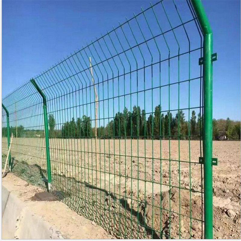 高速公路防护网 养殖护栏网 道路护栏网