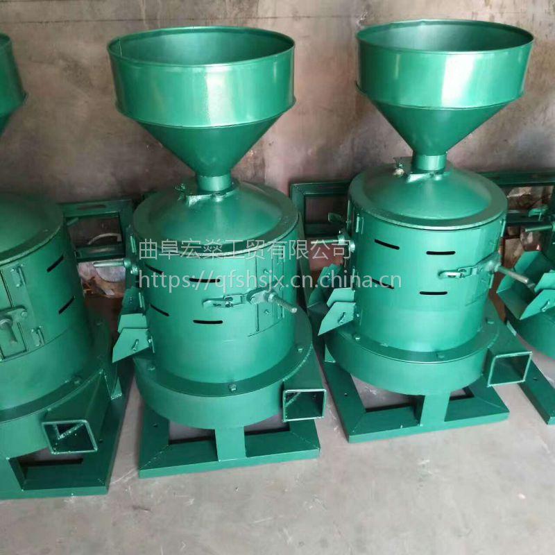 高产量稻谷磕皮碾米机 大米小米抛光机 多型号碾米机