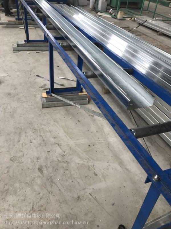 C型钢加工,钢结构檩条免费打孔