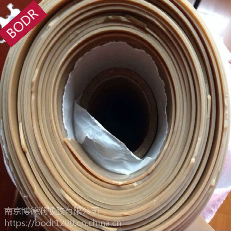实力厂家供应 无毒无味食品板 红色超弹橡胶板 红色胶垫 FDA认证 3L越南天然胶