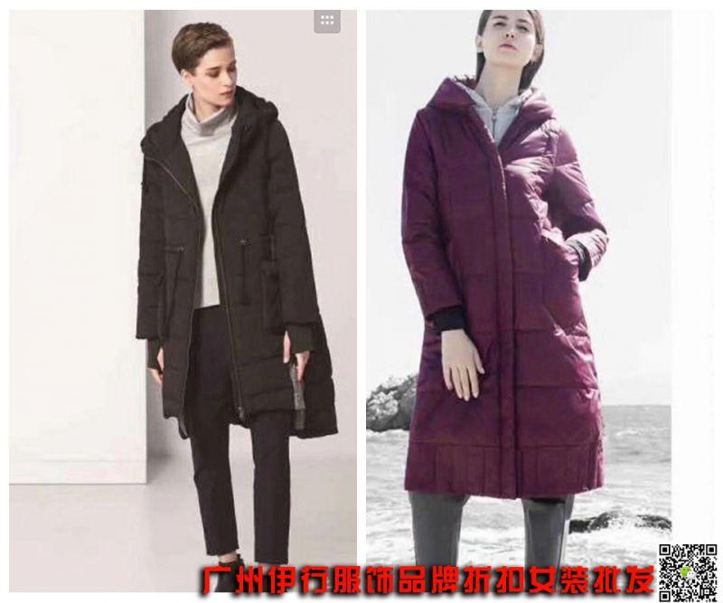 哪找忆语冬棉衣品牌折扣店货源 忆语冬棉衣折扣女装批发