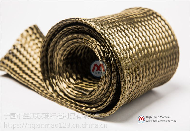 全国热销优质玄武岩纤维编织高温套管 宁国鑫茂生产商 供应商
