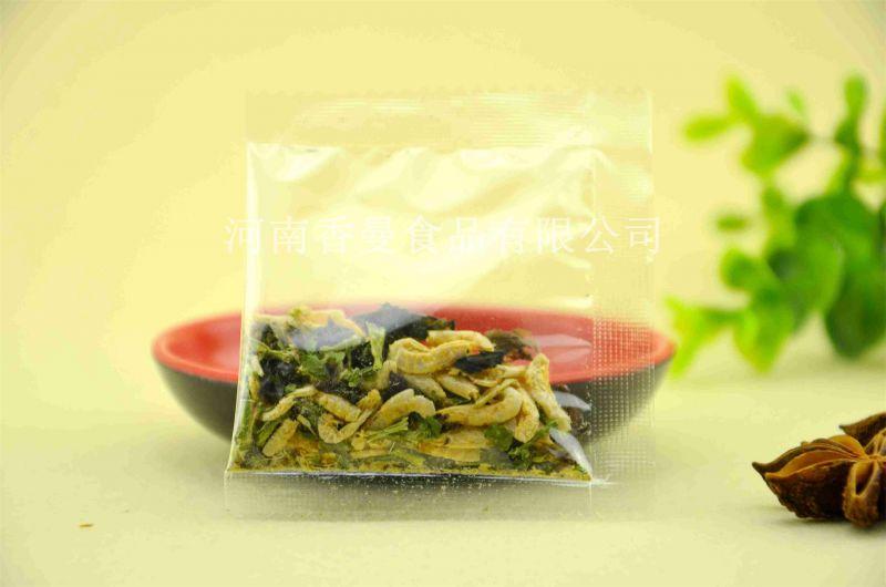 河南香曼 馄钝外卖配送小调料包 虾米紫菜包