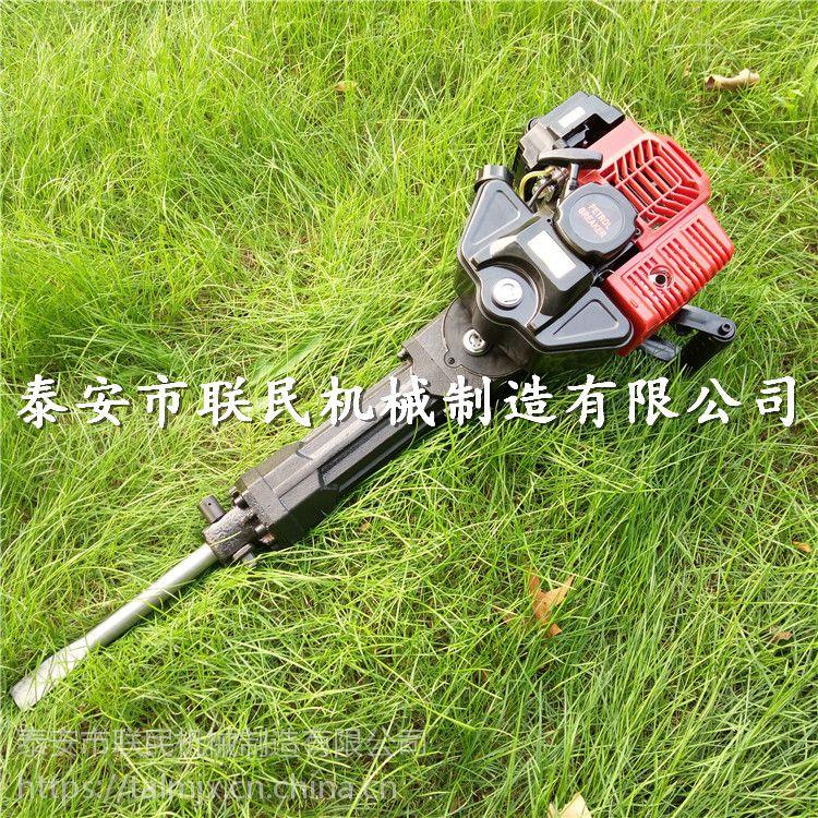 联民供应 多功能汽油锤钻两用机 轻便灵活手提式冲击锤哪里便宜
