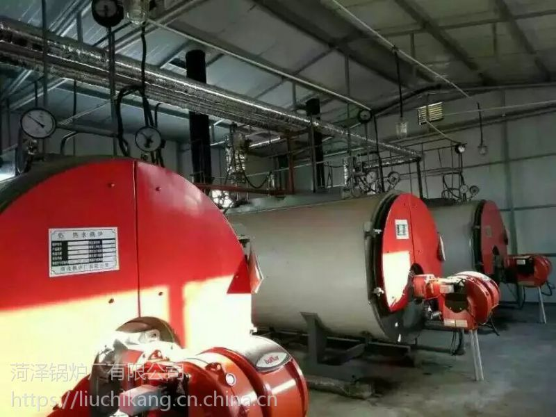 菏锅天然气锅炉,燃气蒸汽6吨锅炉,工业蒸汽锅炉系列,型号WNS6-1.6-Q,菏泽锅炉厂家供应