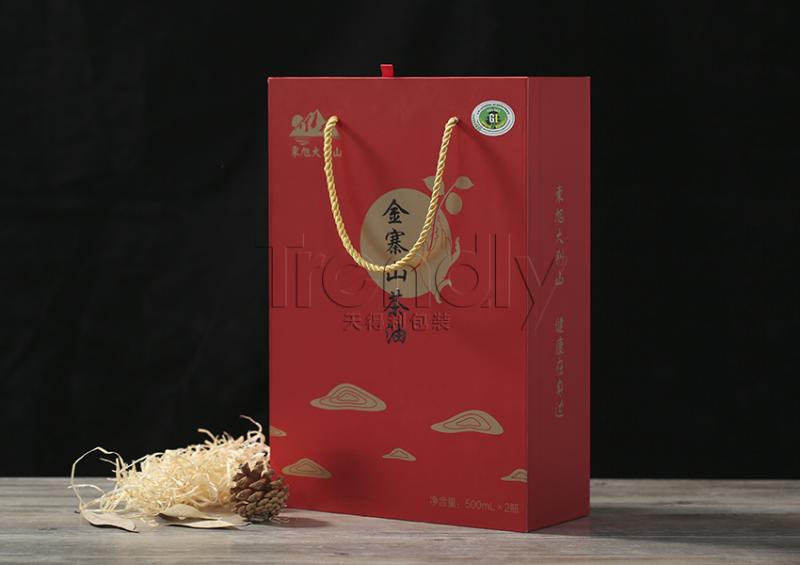 茶油包装 橄榄油包装 亚麻籽油包装 牡丹油包装 核桃油包装 一站式包装定制