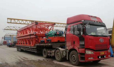 新东方孟加拉项目180吨架桥机