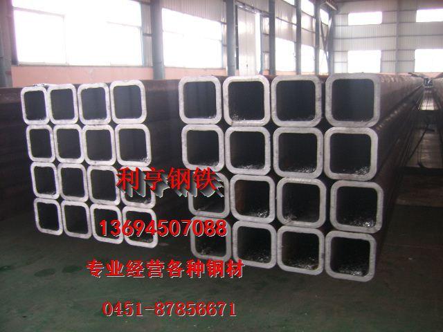 哈尔滨镀锌槽钢&镀锌钢管供应商
