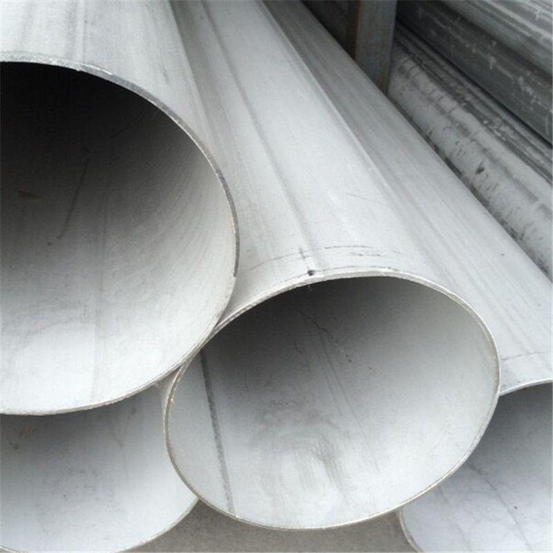 厂家304不锈钢管,建筑材料用,大口径不锈钢管