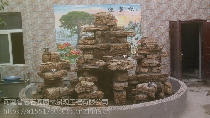 郑州景观工程施工,假山制作,假山原石,石材加工,景观石,石材板材,
