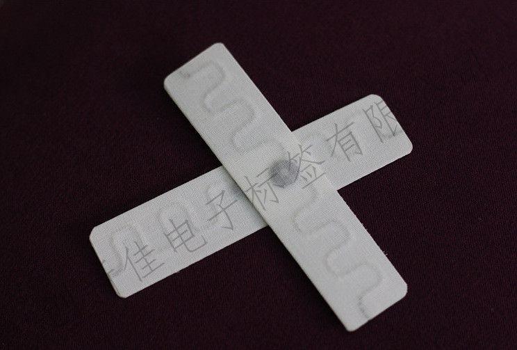 柔性超高频RFID洗涤唛电子标签 UHF耐高温服装管理洗衣防水标签