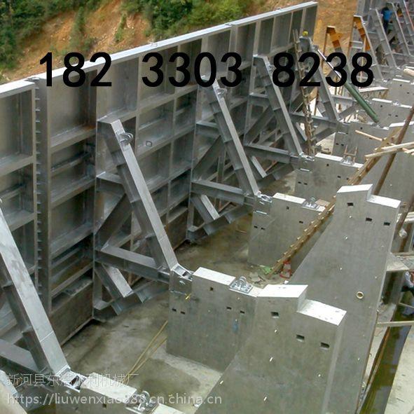 厂家直销#山东东营焊接PGZ液压翻板闸门