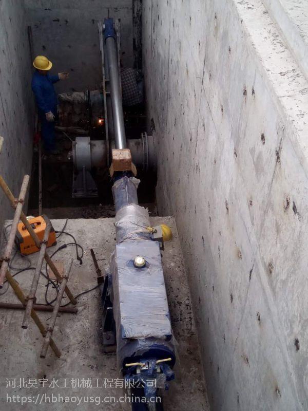 河北昊宇水工电动双向液压启闭机水利工程欢迎采购