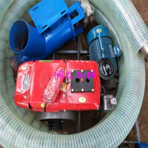 小型国产吸粮机 食用盐吸料机 粉尘螺旋输送设备 润众