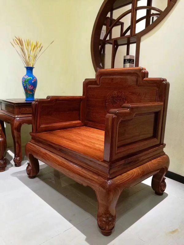 新中式客厅家具款式国宾沙发红木家具厂家直销