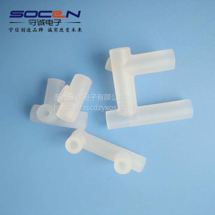 硅胶医用接头 输液延长管硅胶接头 医用分支器硅胶接头 液态接头