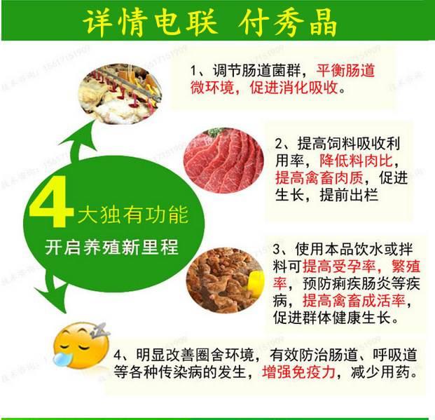 卖猪饲料添加剂猪用益生菌的厂家