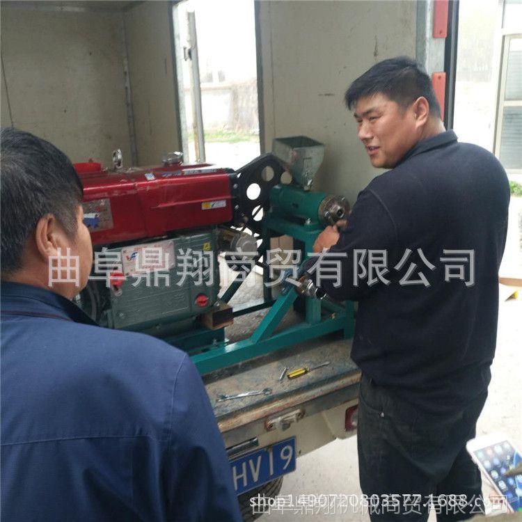 年底促销膨化机 山东厂家专业销售四缸汽油膨化机 麻花绿豆新款爆