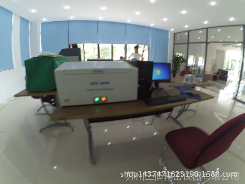 3V镀层测厚仪 精准ROHS检测仪器 X荧光光谱仪 EDX荧光光谱仪