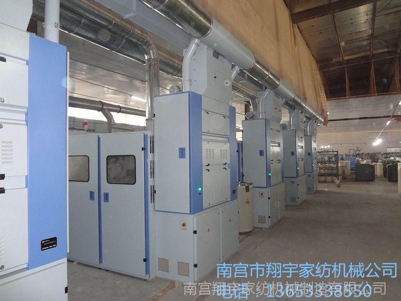 翔宇供应有网棉胎生产流水线 做被子的机器 精细梳棉机 梳理机
