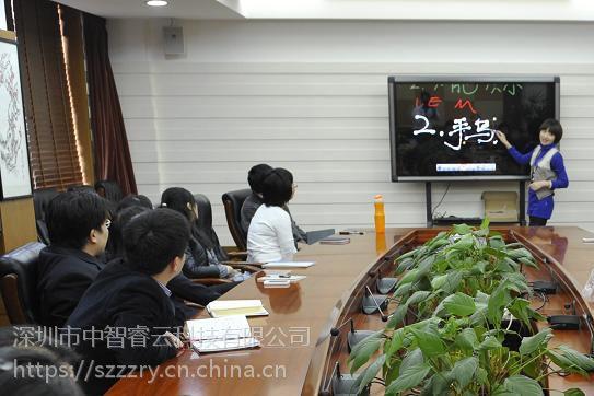 86寸触摸一体机教学会议监控办公集电脑电视电子白板一体机