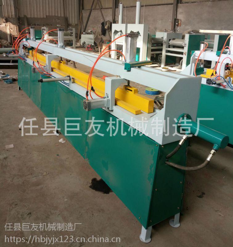 巨友梳齿机厂价 木条自动接木机品质保证