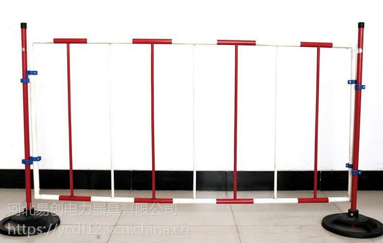 邢台易创不锈钢折叠围栏1.1乘2.6型号可定制