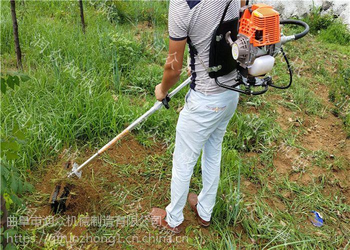 高效快捷松土旋耕机 家用轻便除草旋耕机