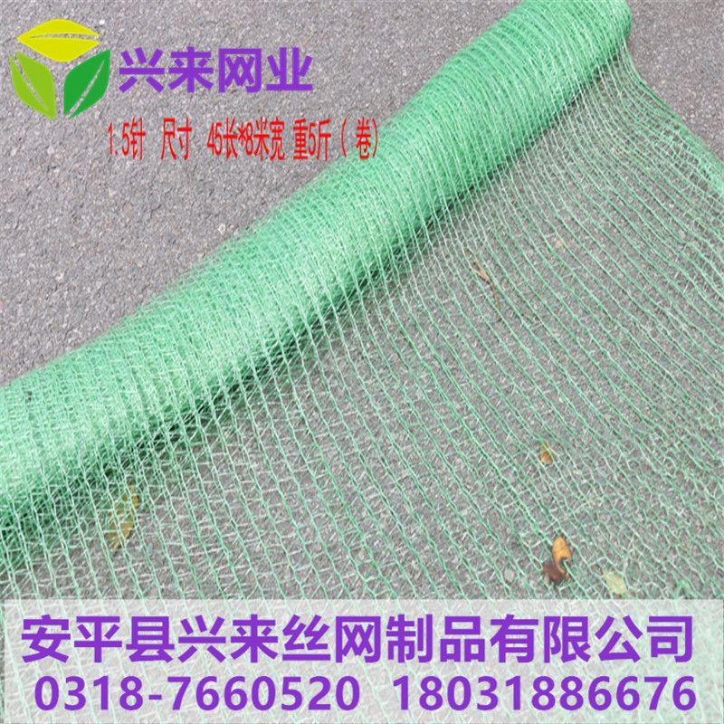 绿化盖土网定做 高层建筑防尘网 四川盖土网批发
