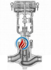高压笼式调节阀hcp图片