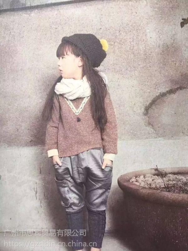 林芊美眉儿童套装品牌折扣批发价格