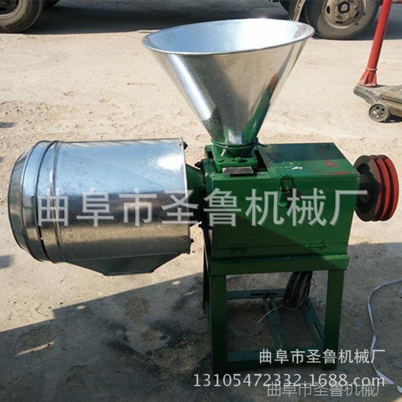 家用型磨面机 小麦脱皮磨粉机 山西磨面机