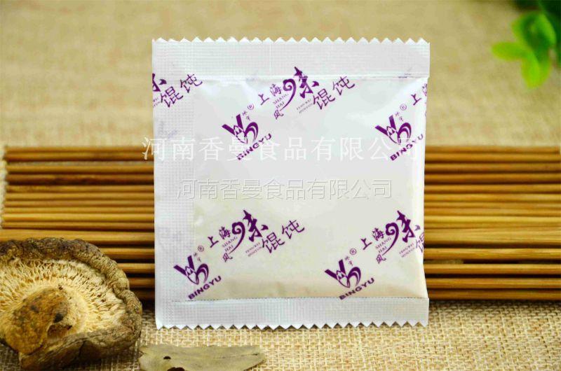 河南香曼 馄钝料包 三鲜馄钝粉包 加工定制粉酱包 厂家直供