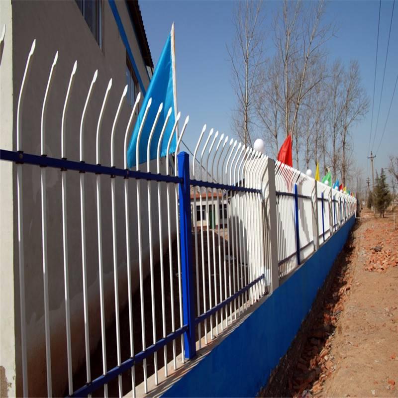 大型商场防护栏杆 别墅锌钢阳台护栏 旅游景区观光围栏