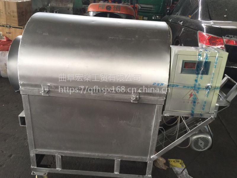 卧式滚筒炒锅 多功能炒货机 市场占有率高的 炒瓜子机