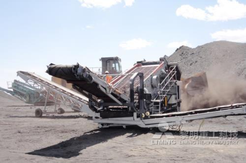 岩石破碎机打砂机器设备选择