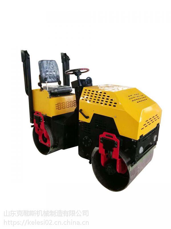 厂家直销克勒斯-icles双驱双震豪华压路机3吨 压实效率高 品质有保证