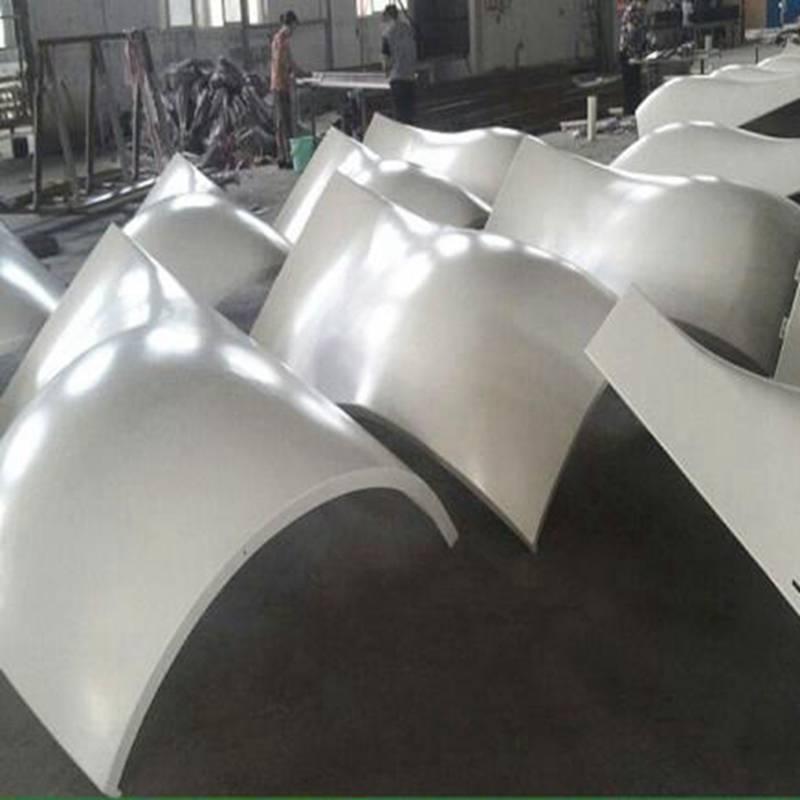 天津优质的穿孔雕花包柱铝单板加工