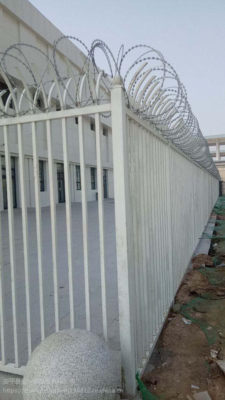 光伏电厂围栏网/刀片框架护栏网规格/河北光伏电厂护栏网厂家
