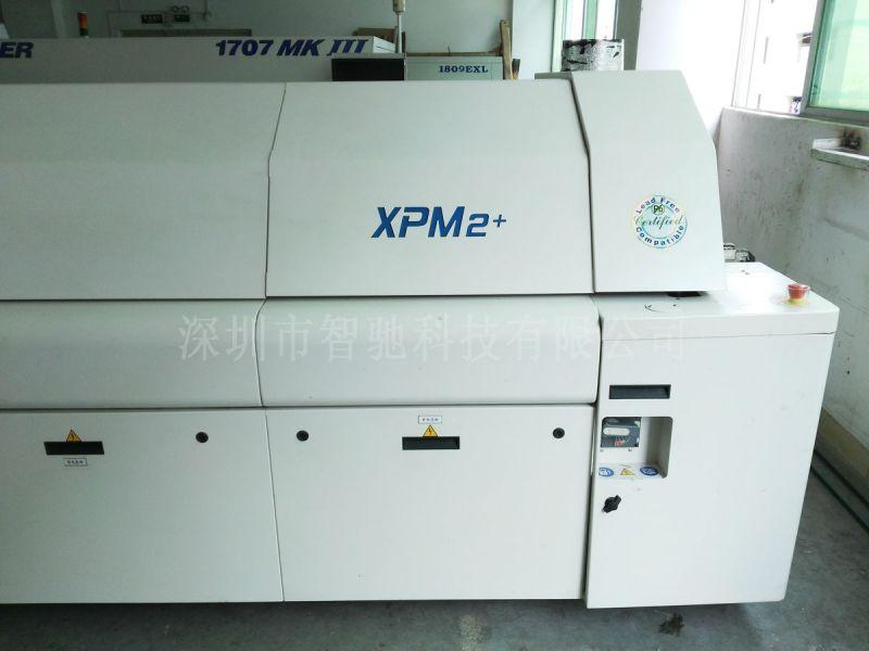 伟创力Vitronics Soltec XOM2+八温区回流焊炉