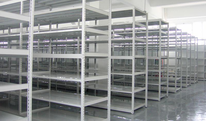 青岛天科仓储层板货架