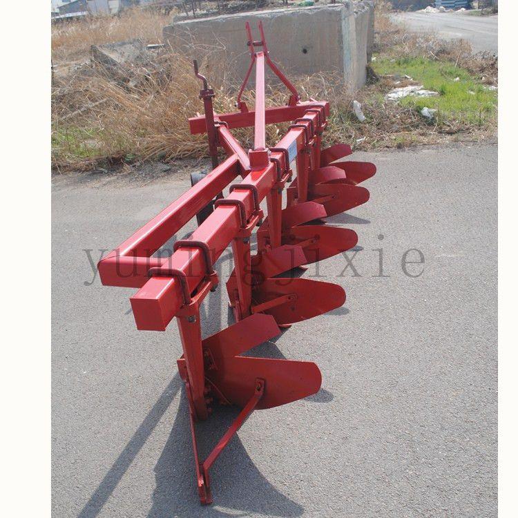 禹鸣机械60-65马力拖拉机悬挂五铧犁重型犁地犁深耕农业耕种机械厂家直销
