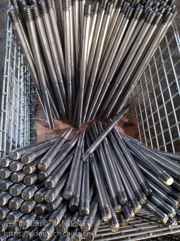 瑞康供应 梯形螺纹丝杆 不锈钢丝杆 左右旋丝杆 T型丝杆 大导程丝杠 加工