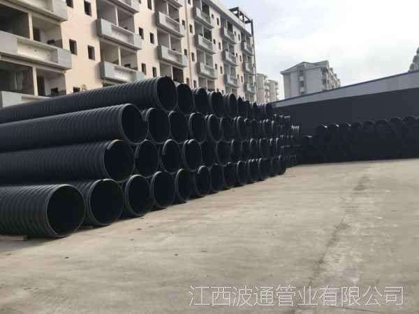 江西钢带增强聚乙烯螺波纹管