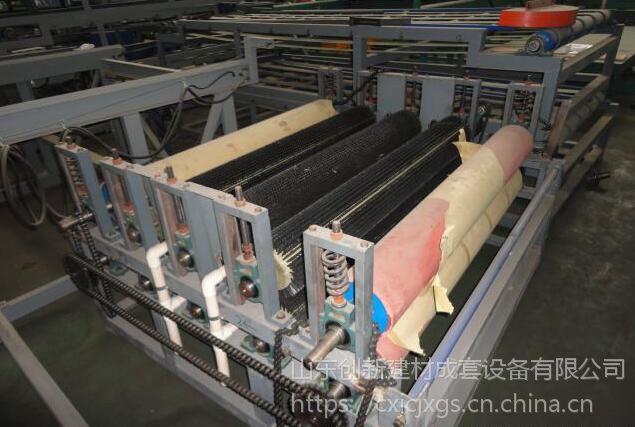 山东创新公司墙板机、保温板机、防火板机、瓦机等大量供应